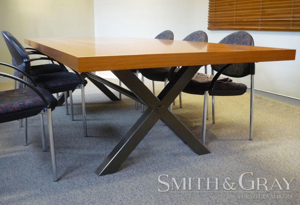 Boardroom Tables SMITH GRAY - Wooden boardroom table